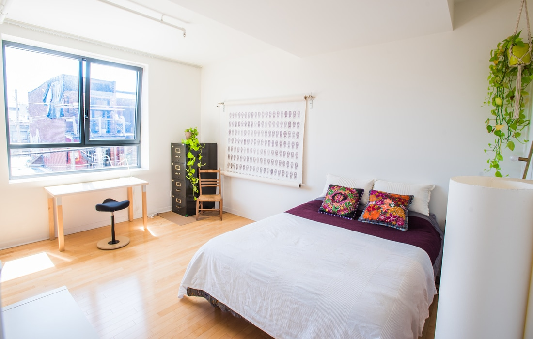 loft mile end plateau mont royal meuble